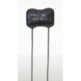 Condensador TAD Silver Mica 50pF/500V