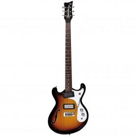 Guitarra Eléctrica Danelectro 66T 3TS