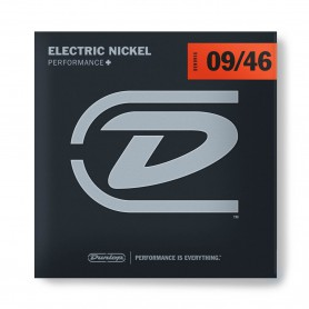 Dunlop Nickel Plated Steel Electric Strings 09-46