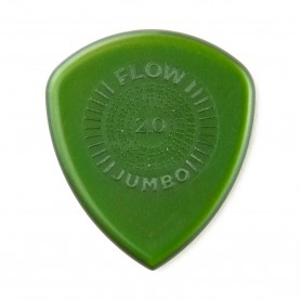 Púa Dunlop Flow Jumbo 2.00mm.