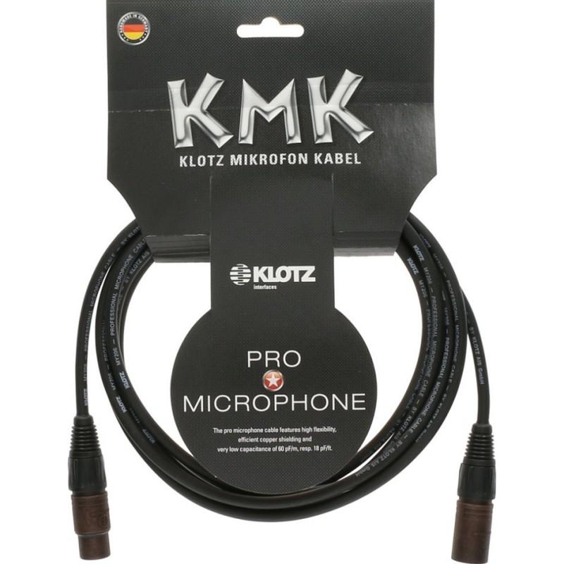 Cable Micrófono Klotz M1FM1K0750 7.5m.