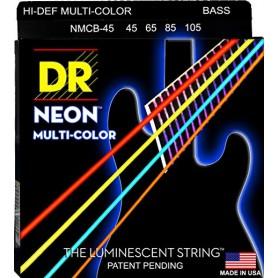 Cuerdas Eléctrica DR Strings NMCE-9 Neon Multicolor 09-42