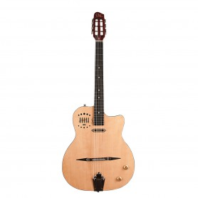 Guitarra Godin Multiac Gypsy Jazz Natural HG