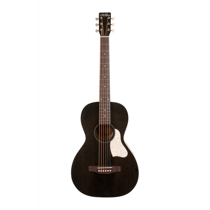 Guitarra Acústica Art & Lutherie Roadhouse Faded Black A/E Fishman