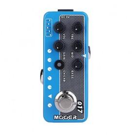 Mooer Micro Preamp 017 Cali MK IV