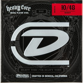 Dunlop Heavy Core Electric Strings 10-48