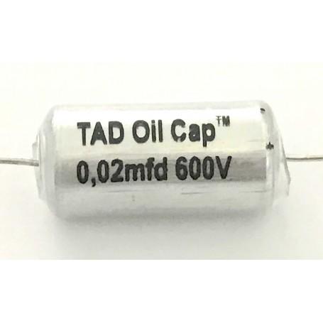 Condensador TAD Vintage Oil Cap 0.02uF