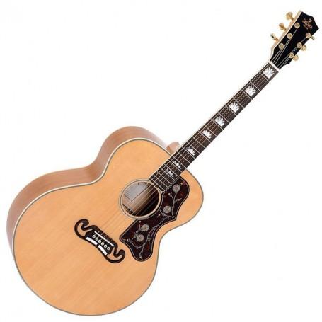 Guitarra Acústica Sigma GJA-SG200AN+