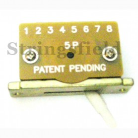 PCB 5-way switch