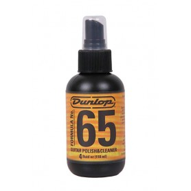 Limpiador Dunlop Formula 65 Guitar Polish Cleaner
