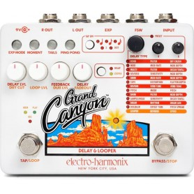 Pedal Electro Harmonix Grand Canyon