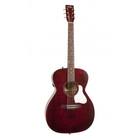 Guitarra Acústica Art & Lutherie Lgacy Q1T Tennessee Red