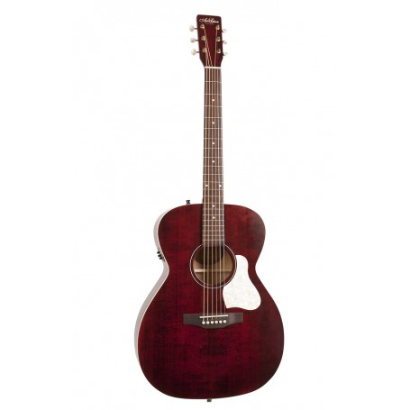 Guitarra Acústica Art & Lutherie Lgacy Q1T Tennessee Red