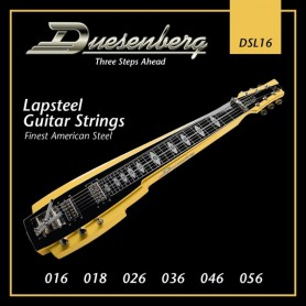 Duesenberg Lapsteel Strings 016-056