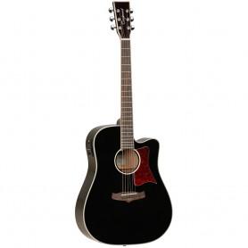 Guitarra Acústica Tanglewood TW5 White
