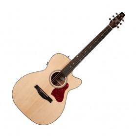 Guitarra Acústica Seagull Maritime SWS Concert Hall CW Semi-Gloss QIT