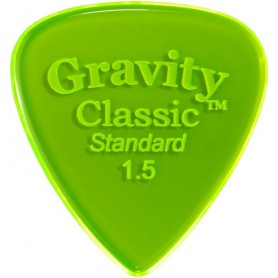 Púa Gravity Picks Classic Big Mini 1.5mm.