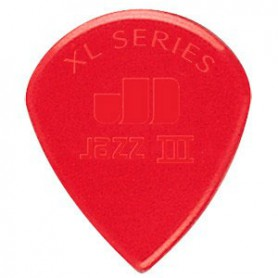 Púas Dunlop Nylon Jazz III XL 1.38mm.