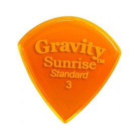 Púa Gravity Picks Sunrise Standard 1.5mm.