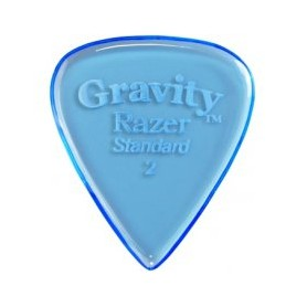 Púa Gravity Picks Razer Standard Round Hole 3mm.