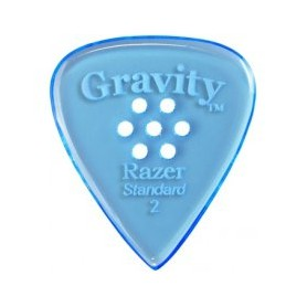 Púa Gravity Picks Razer Standard 2mm.