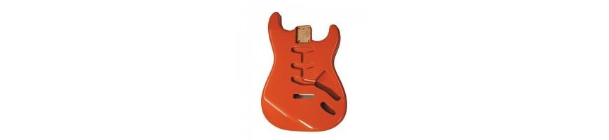 Cuerpos de Guitarra