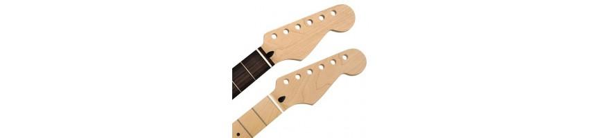 Mástiles de Guitarra