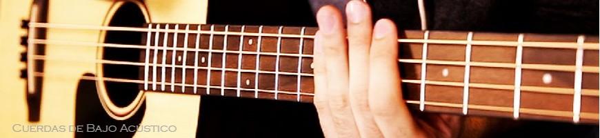 Cuerdas de bajo, Cuerdas de Bajo electrico y acustico, Flatwound