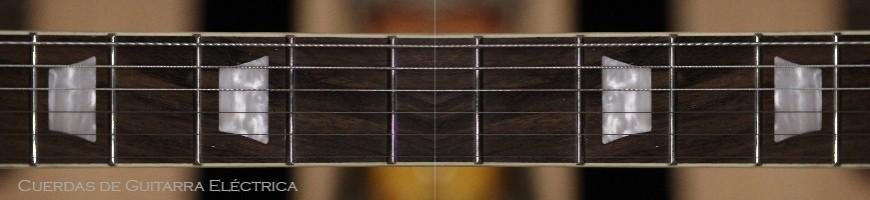 Cuerdas de Guitarra Eléctrica, Ernie ball, D´Addario, Elixir Strings
