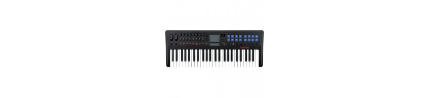 Keyboards- Pianos- Synth