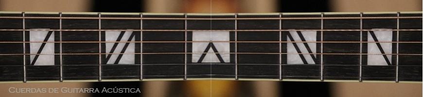 Cuerdas de guitarra acústica, cuerdas para guitarra acustica