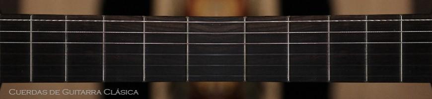 Cuerdas de Guitarra Clásica y Flamenca, Cuerdas de guitarra Española