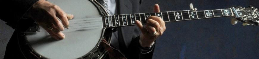 Cuerdas de Banjo, Ukelele, Laud, Mandolina, Timple Canario o Bandurria