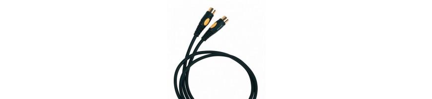 Cable Midi, Cable de 4 pines, Cable de 5 pines
