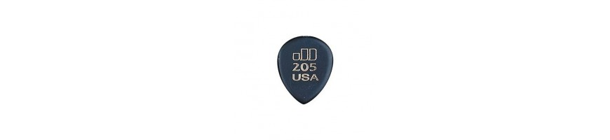 Púas Dunlop Jazztone, Púas de Guitarra y Bajo, Púas Dunlop,