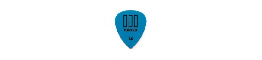 Púas Dunlop Tortex III, Púas Tortex, Púas Dunlop, Púas de guitarra